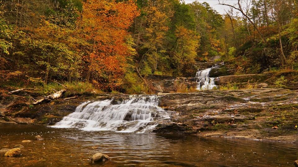 【爱摄影】 Kent Fall State Park_图1-3