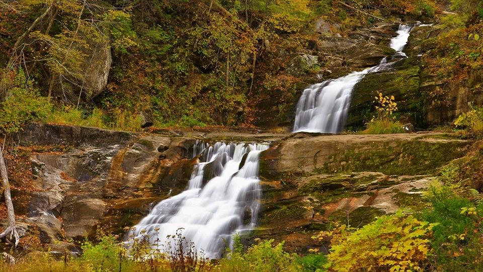 【爱摄影】 Kent Fall State Park_图1-4