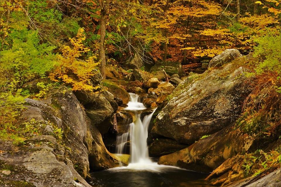 【爱摄影】 Kent Fall State Park_图1-5