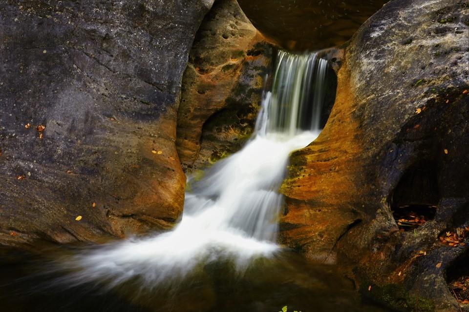【爱摄影】 Kent Fall State Park_图1-2