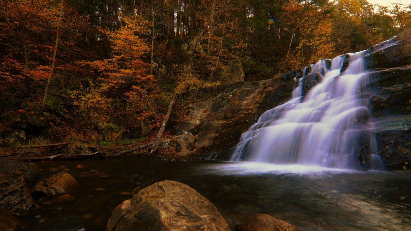 【爱摄影】 Kent Fall State Park_图1-1