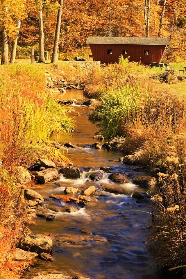 【爱摄影】 Kent Fall State Park_图1-15