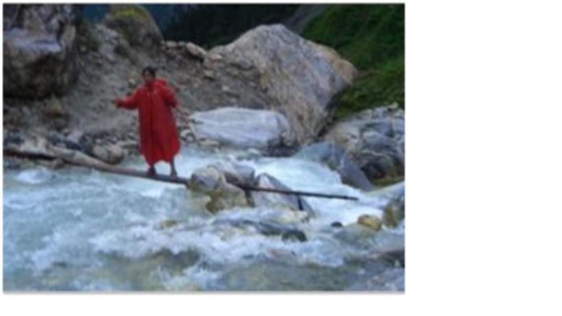 贡嘎山探险遇雪崩——惊险中感悟人生哲理、沿途美景妙不可言 ..._图1-4