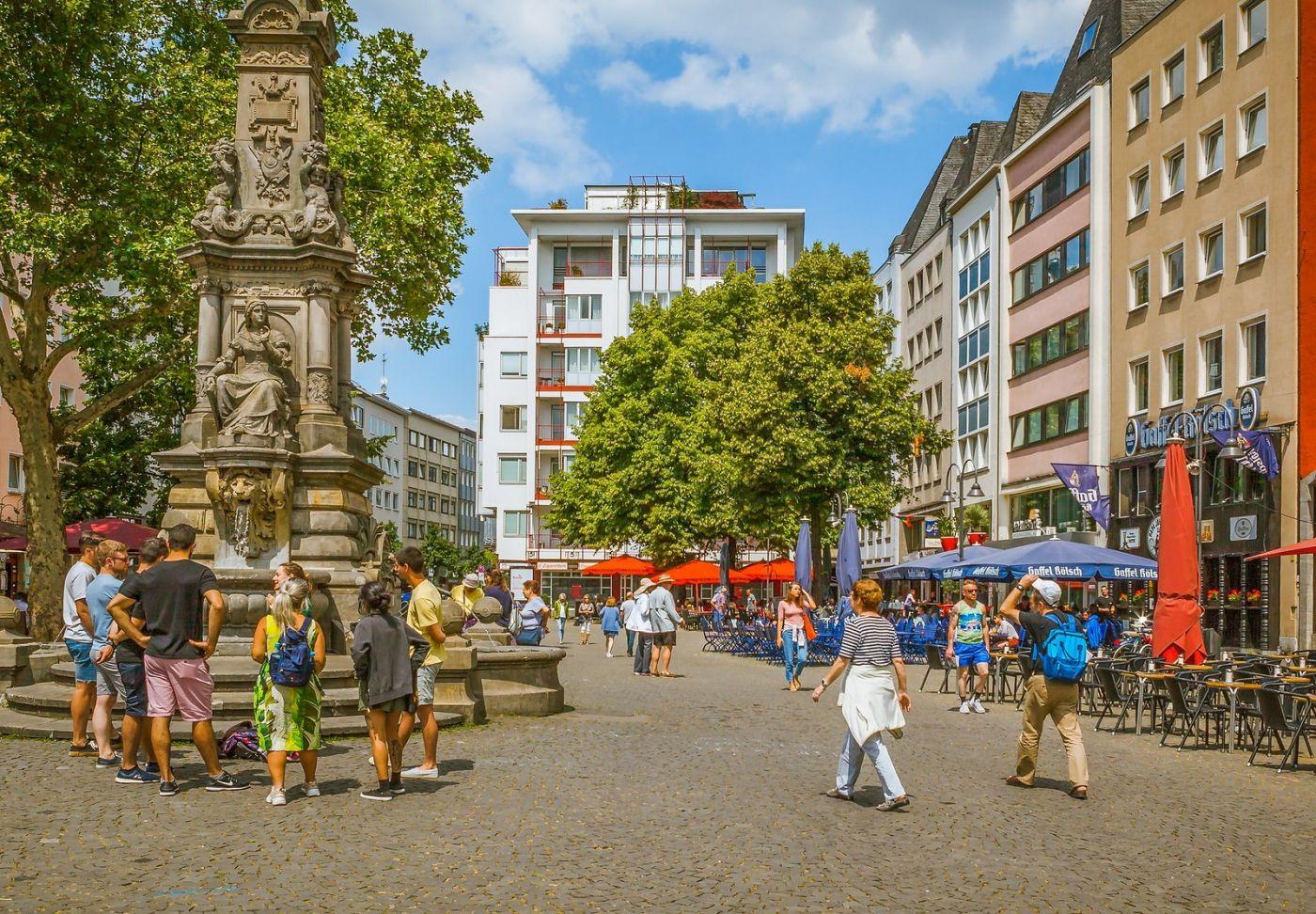 德国科隆,多彩的城市_图1-33