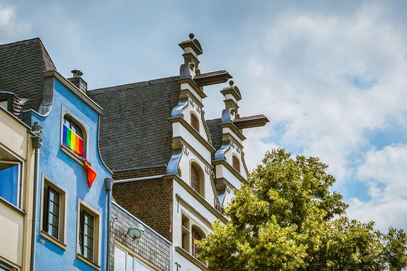 德国科隆,多彩的城市_图1-34