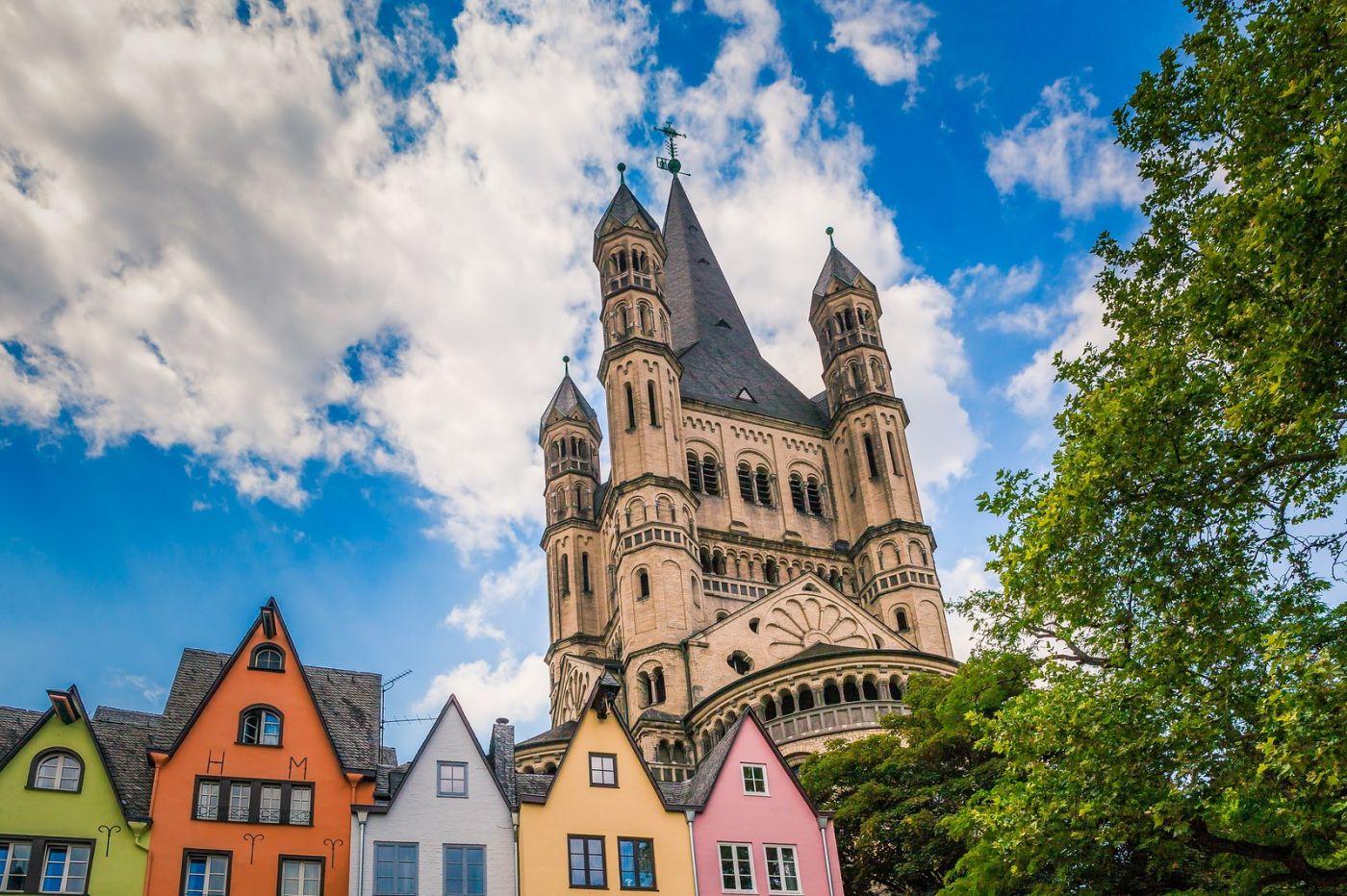 德国科隆,多彩的城市_图1-38