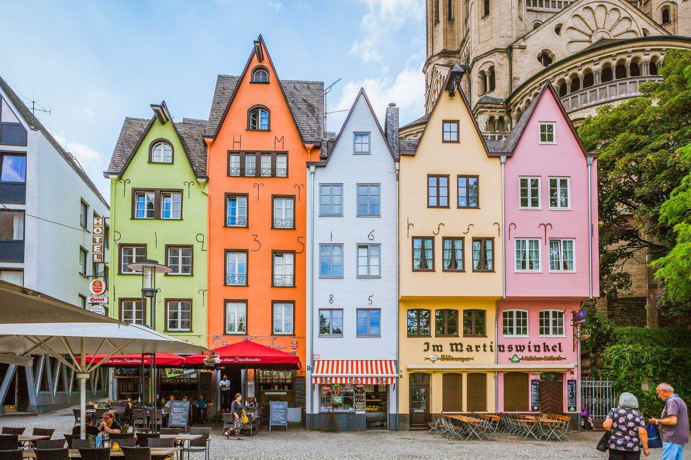 德国科隆,多彩的城市_图1-1