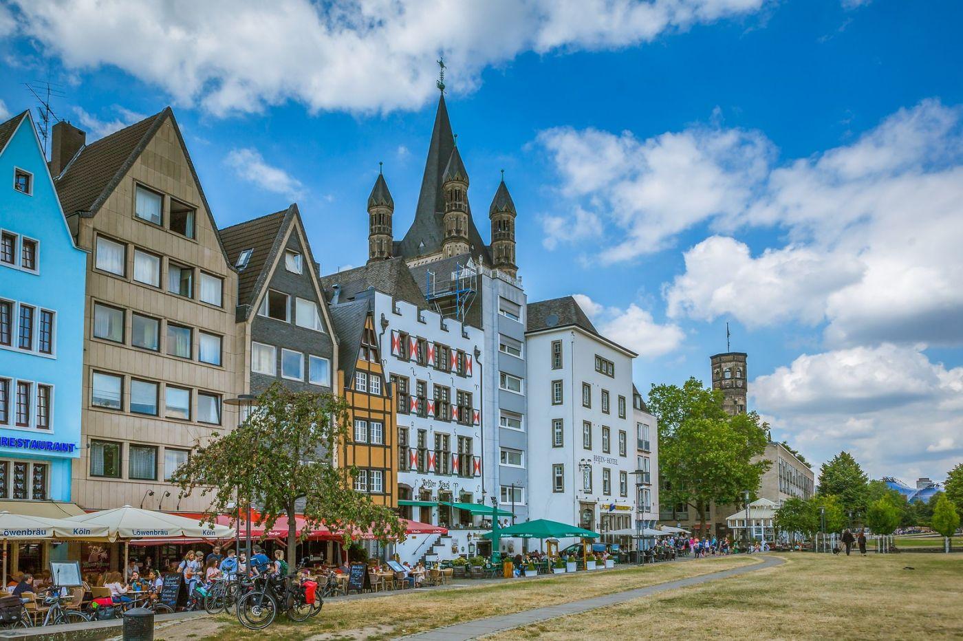 德国科隆,多彩的城市_图1-8