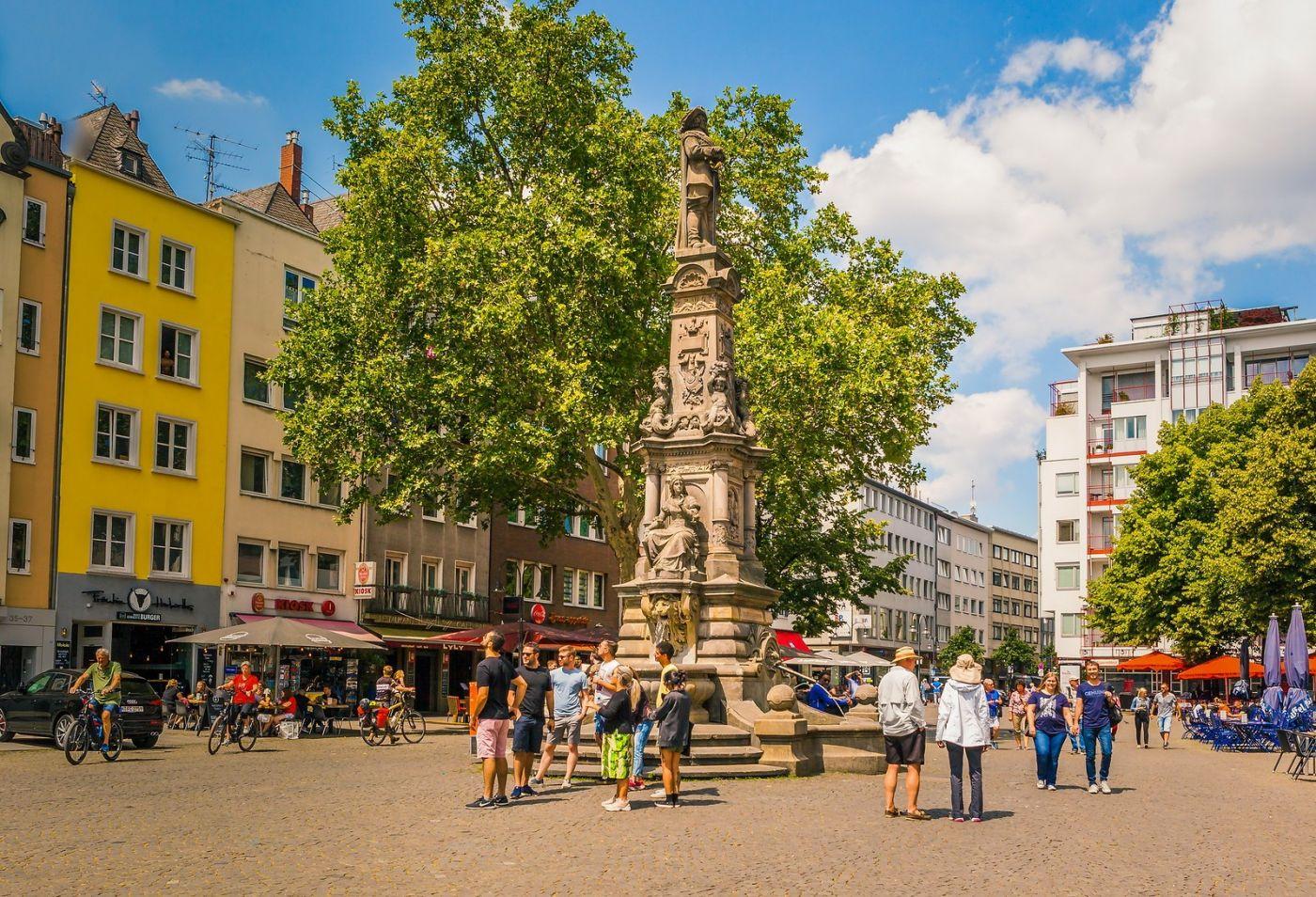 德国科隆,多彩的城市_图1-3