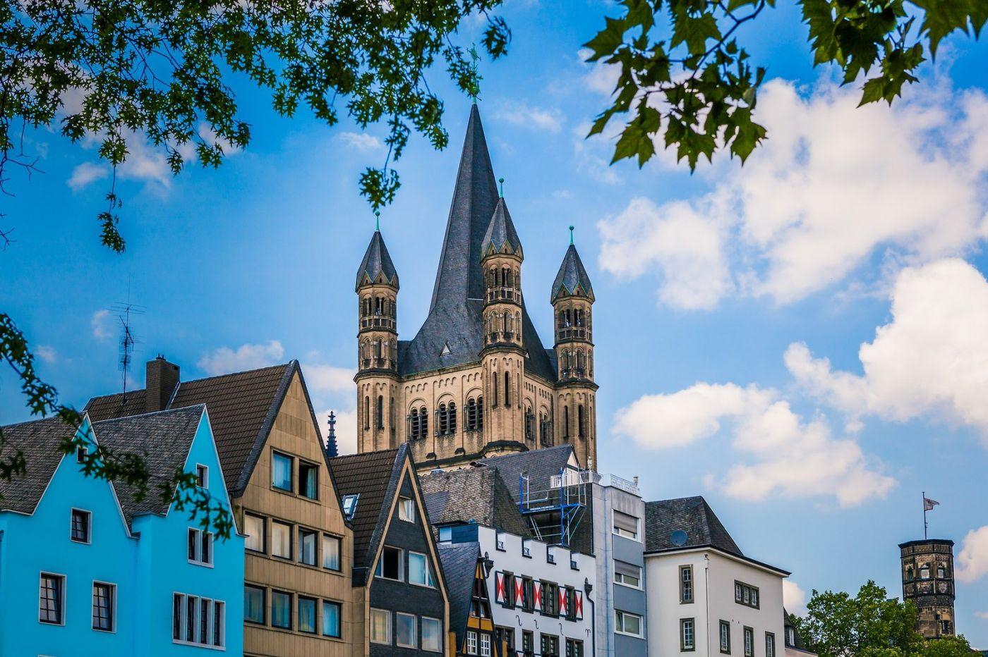 德国科隆,多彩的城市_图1-9