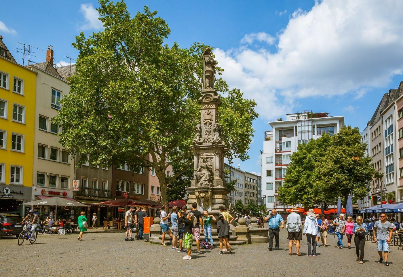 德国科隆,多彩的城市_图1-11