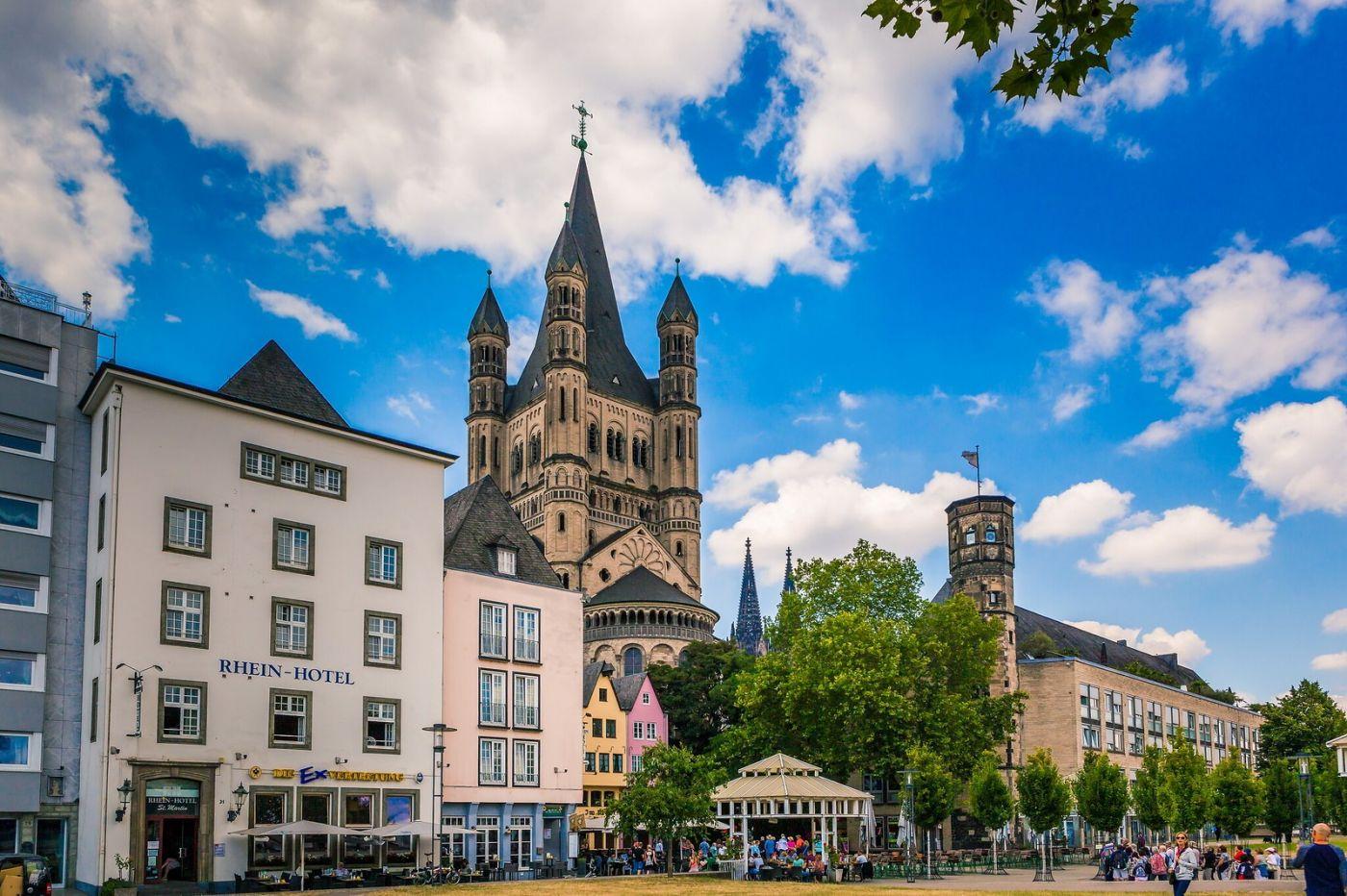 德国科隆,多彩的城市_图1-17