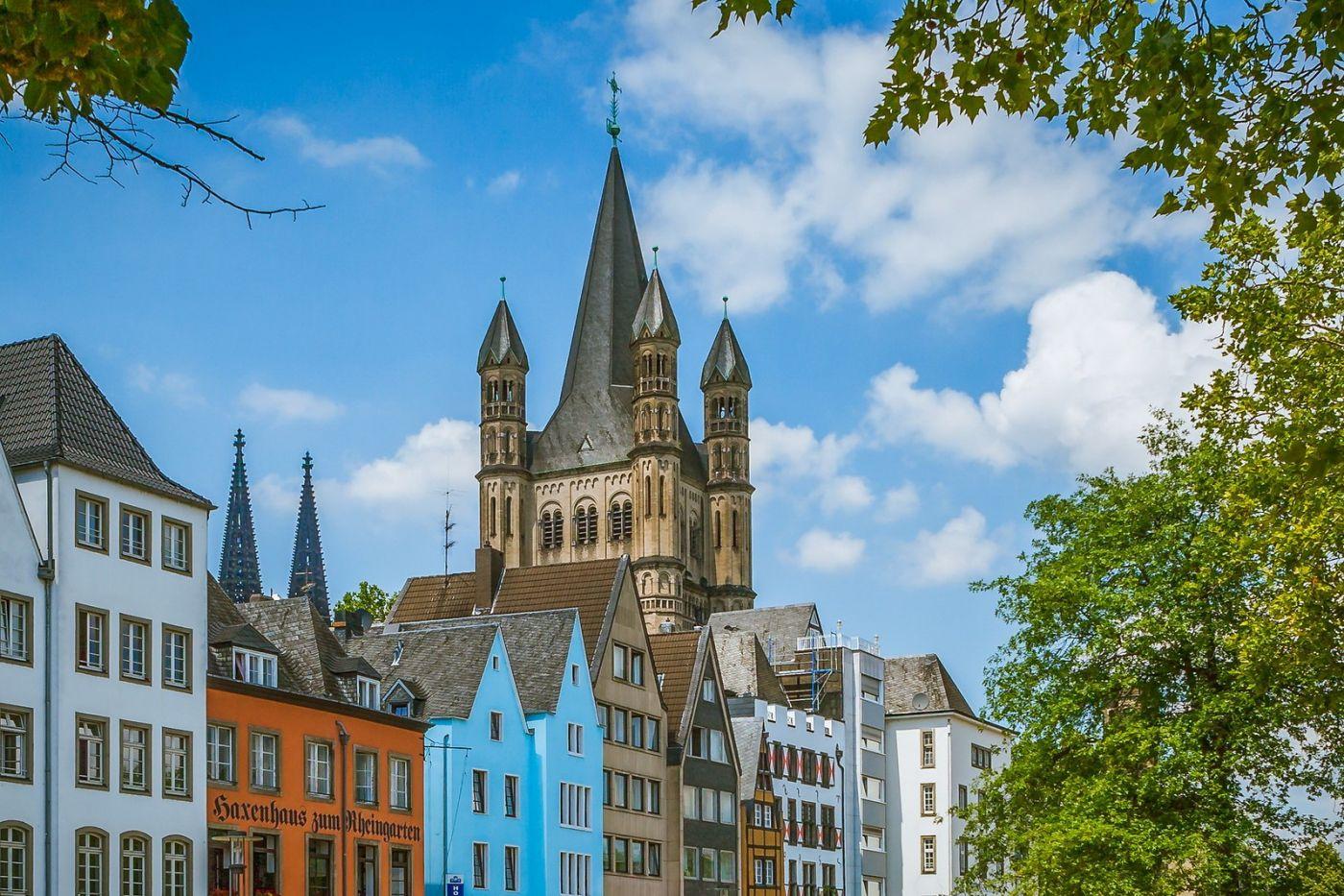 德国科隆,多彩的城市_图1-13