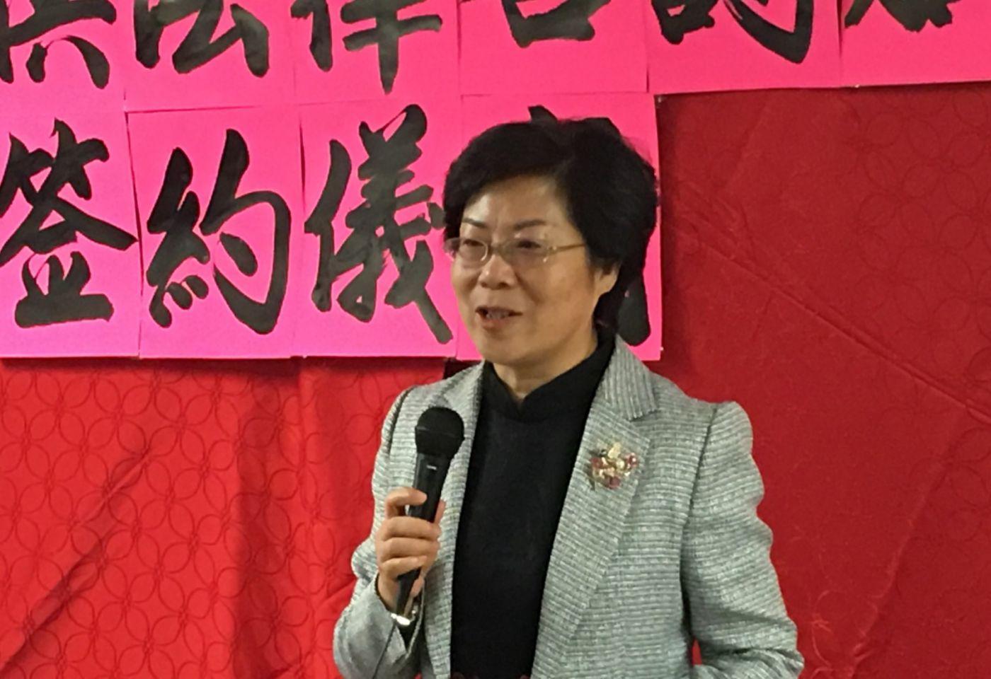 美国福建华人联合会欢迎福州市侨联主席蓝桂兰访美代表团一行 ... ..._图1-8