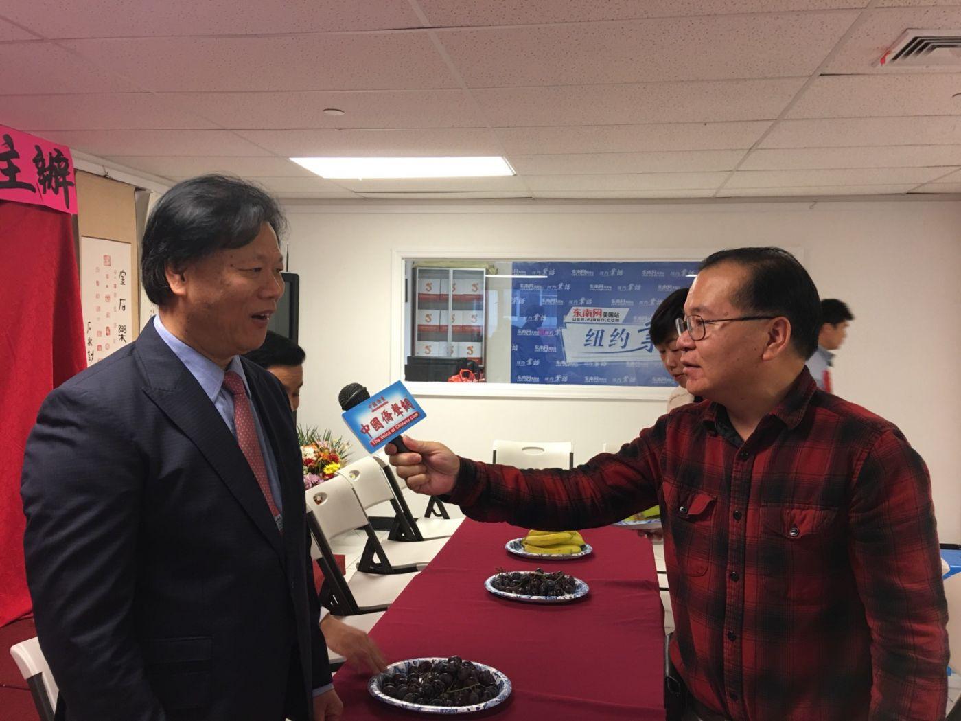 美国福建华人联合会欢迎福州市侨联主席蓝桂兰访美代表团一行 ... ..._图1-26