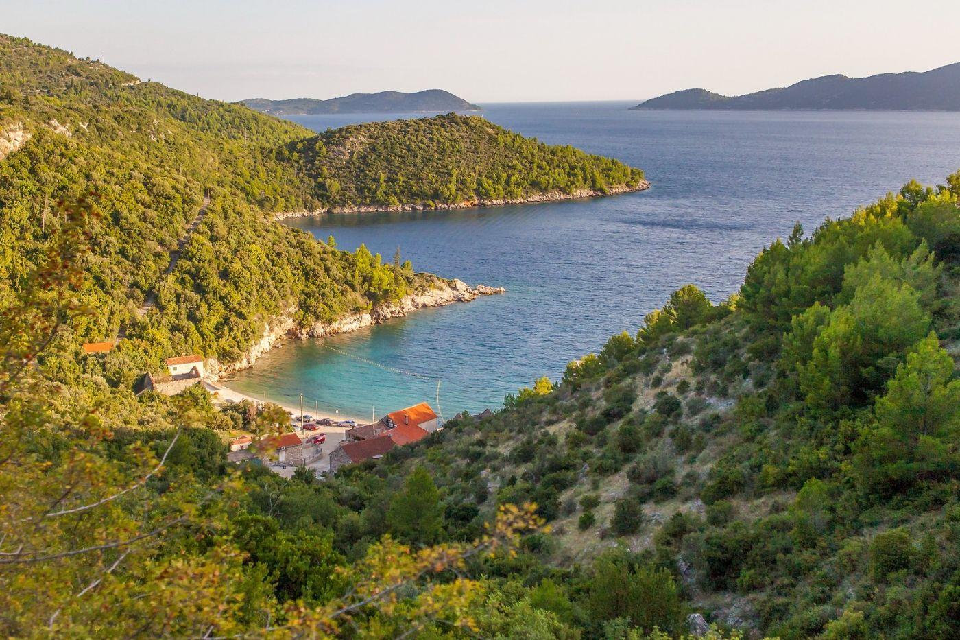 克罗地亚旅途,海岸线景色_图1-38