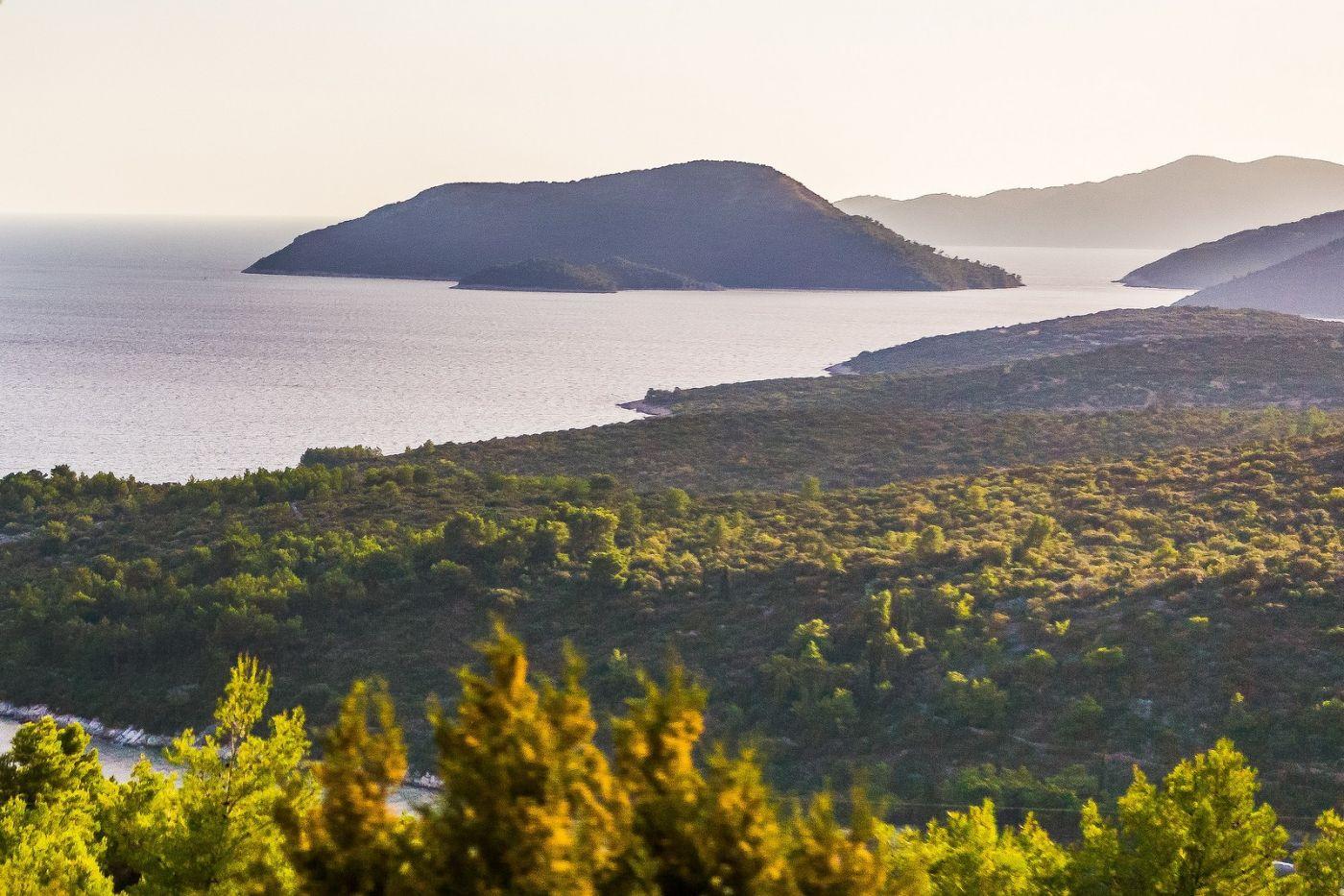 克罗地亚旅途,海岸线景色_图1-33