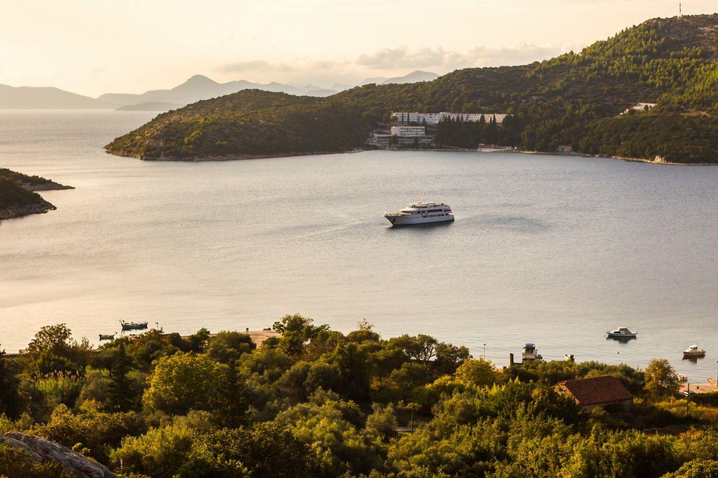 克罗地亚旅途,海岸线景色_图1-35