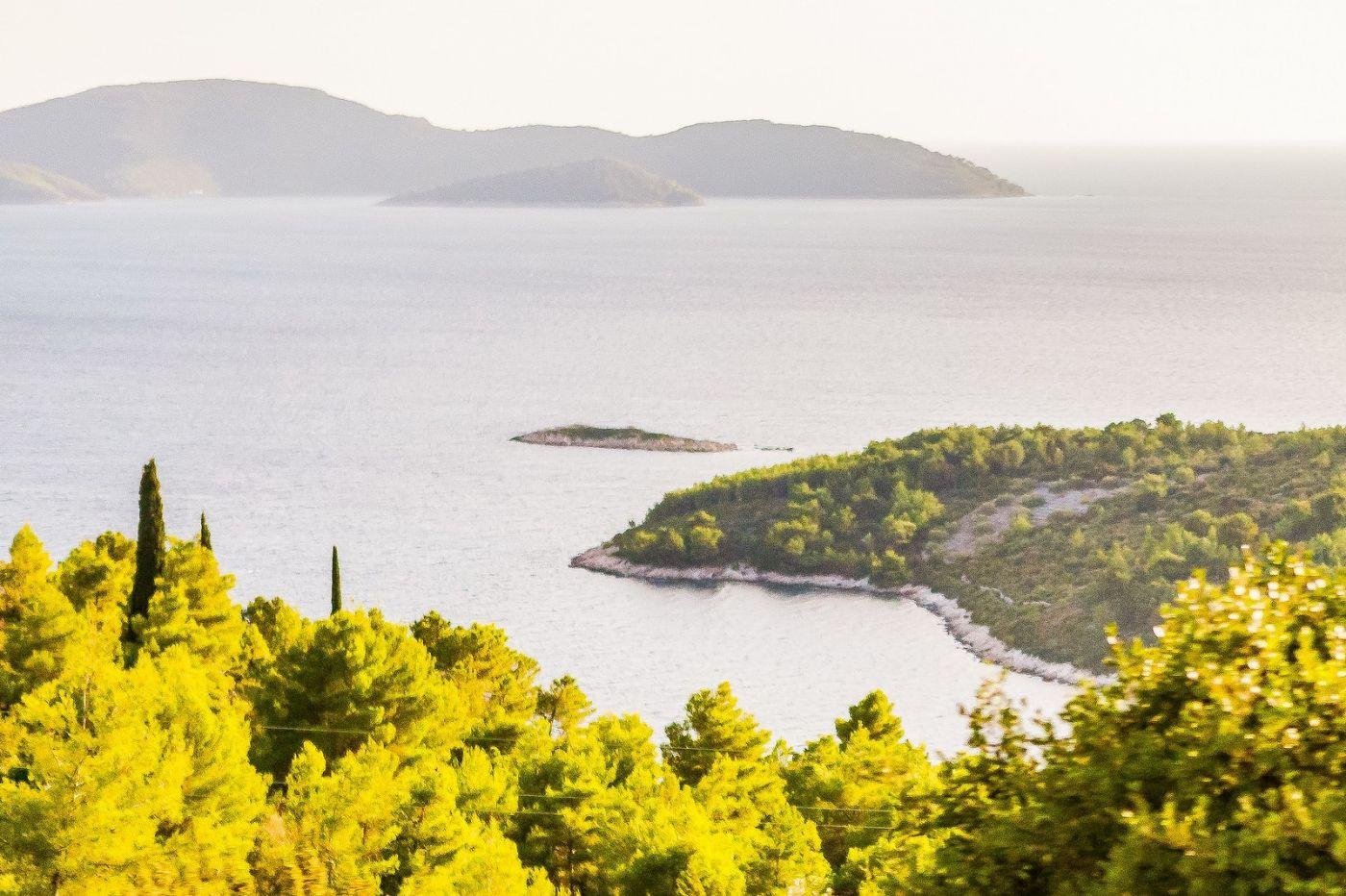 克罗地亚旅途,海岸线景色_图1-32