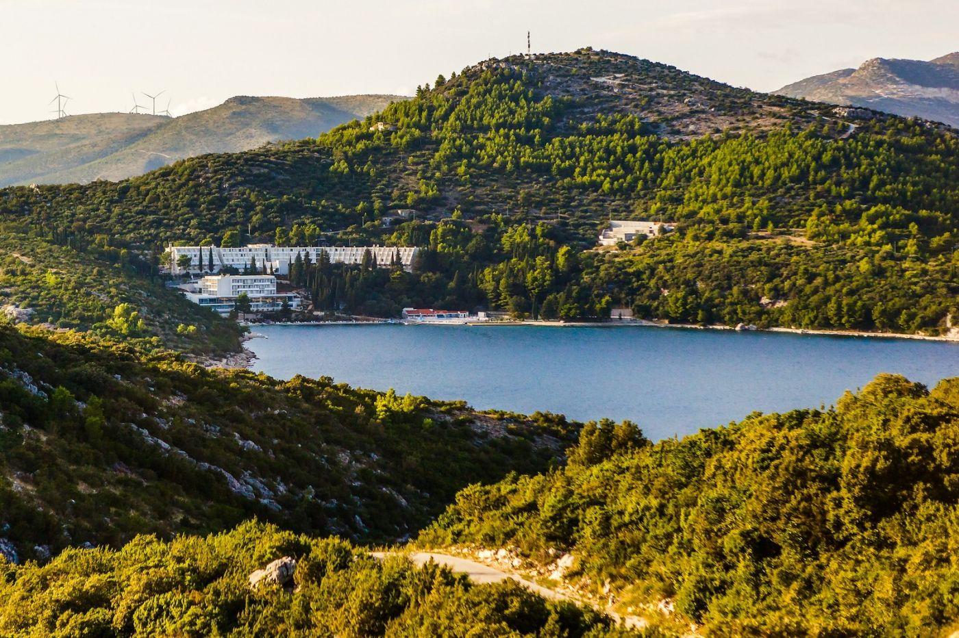 克罗地亚旅途,海岸线景色_图1-29
