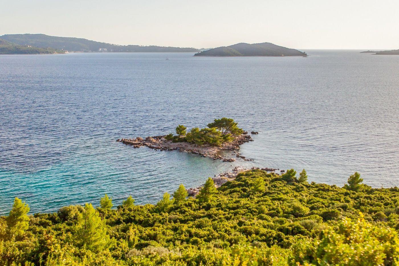 克罗地亚旅途,海岸线景色_图1-26