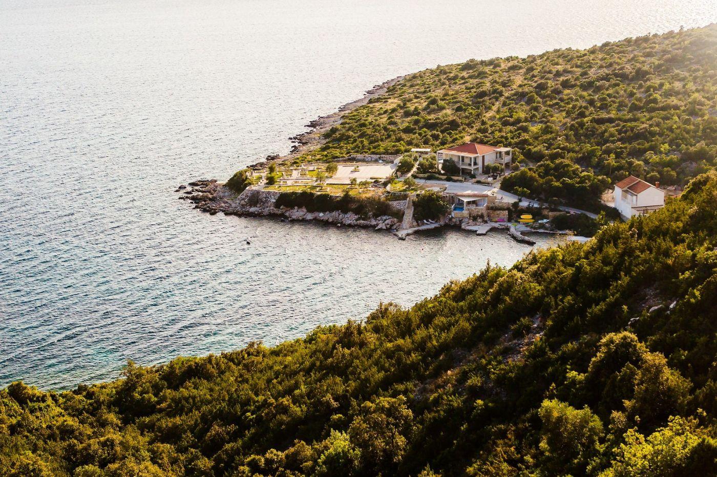 克罗地亚旅途,海岸线景色_图1-27