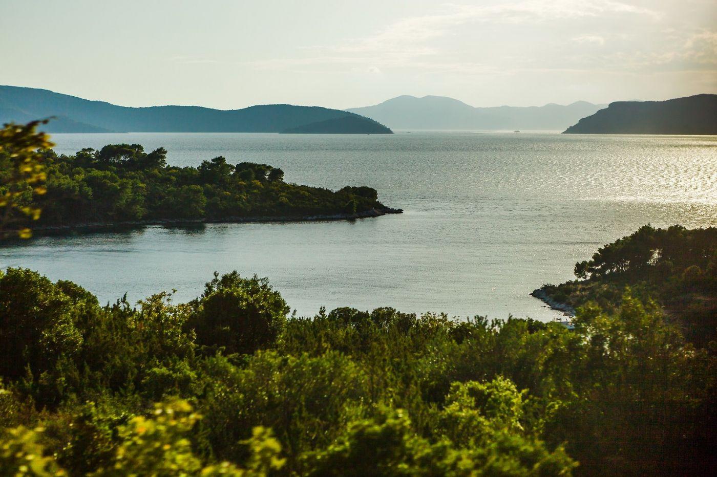 克罗地亚旅途,海岸线景色_图1-28