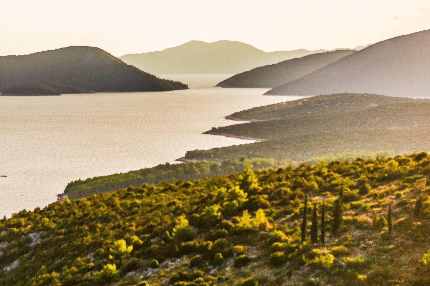 克罗地亚旅途,海岸线景色_图1-23