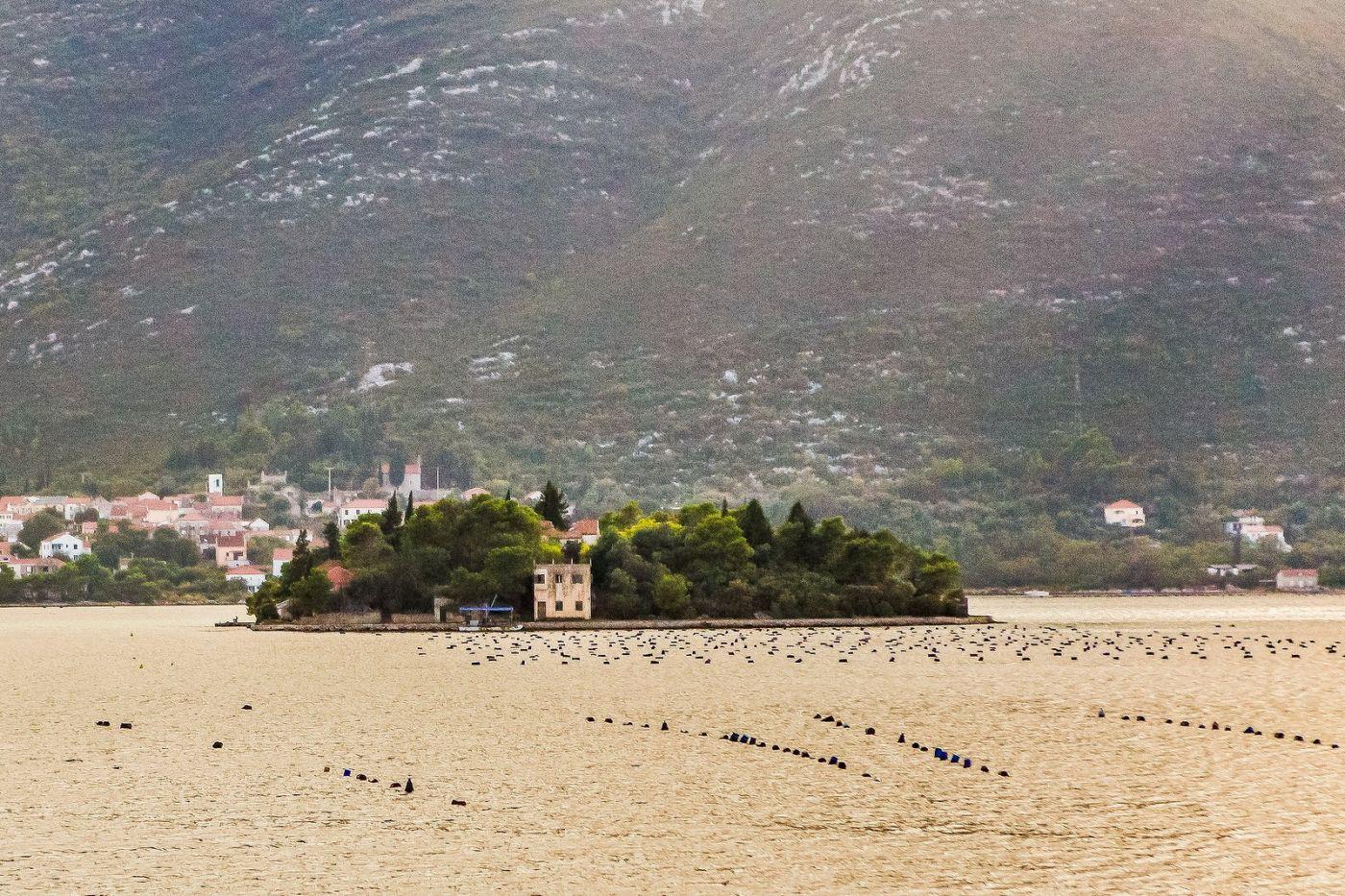 克罗地亚旅途,海岸线景色_图1-21