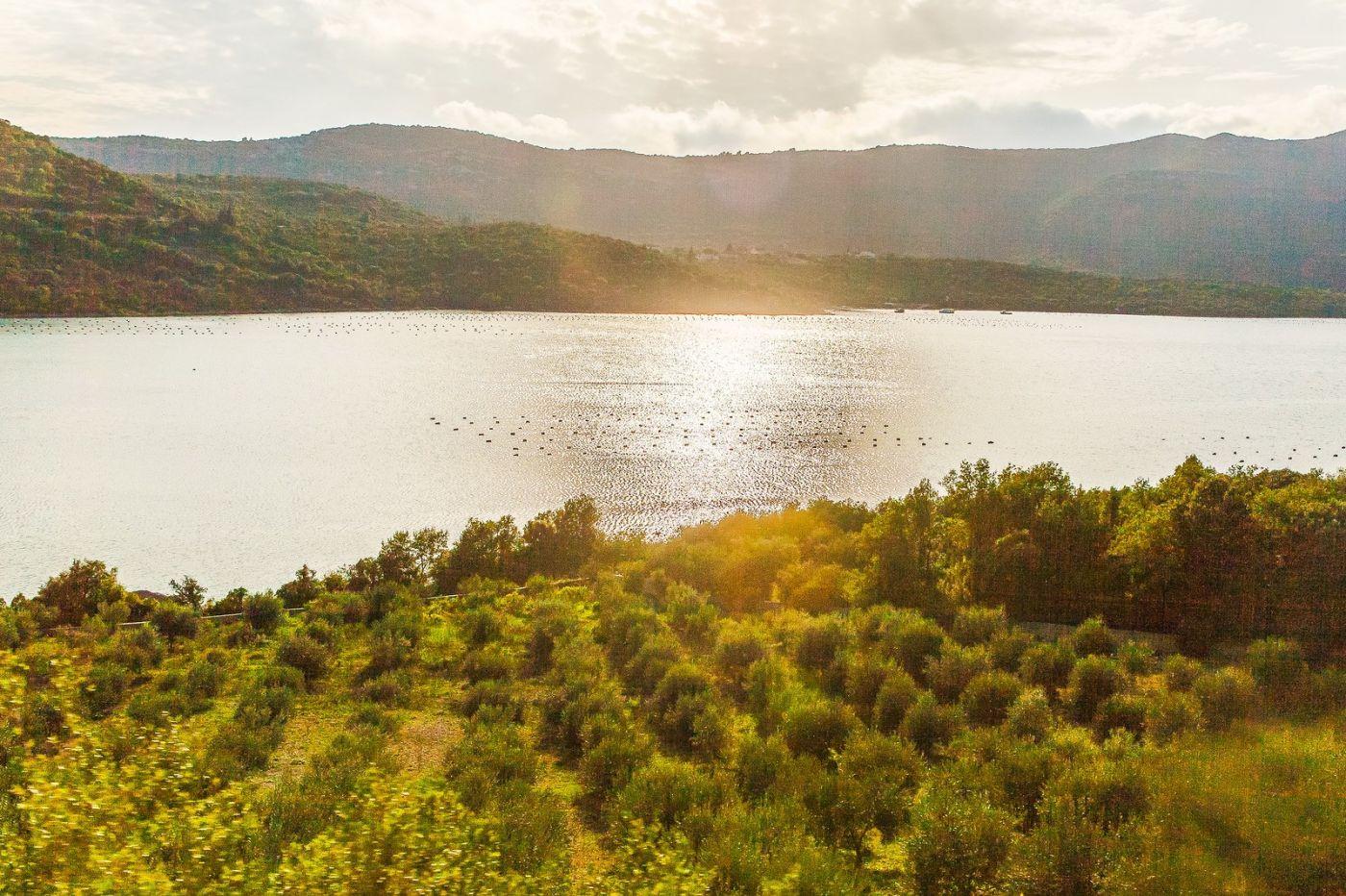 克罗地亚旅途,海岸线景色_图1-3