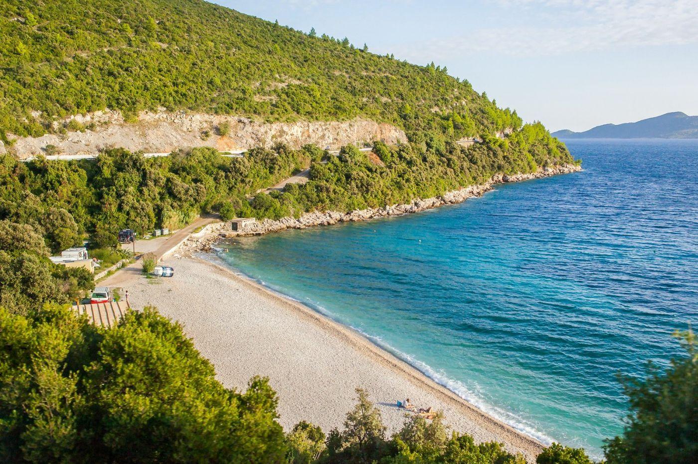 克罗地亚旅途,海岸线景色_图1-2