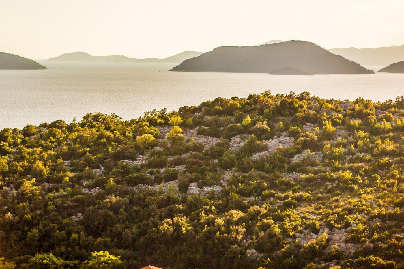 克罗地亚旅途,海岸线景色_图1-5