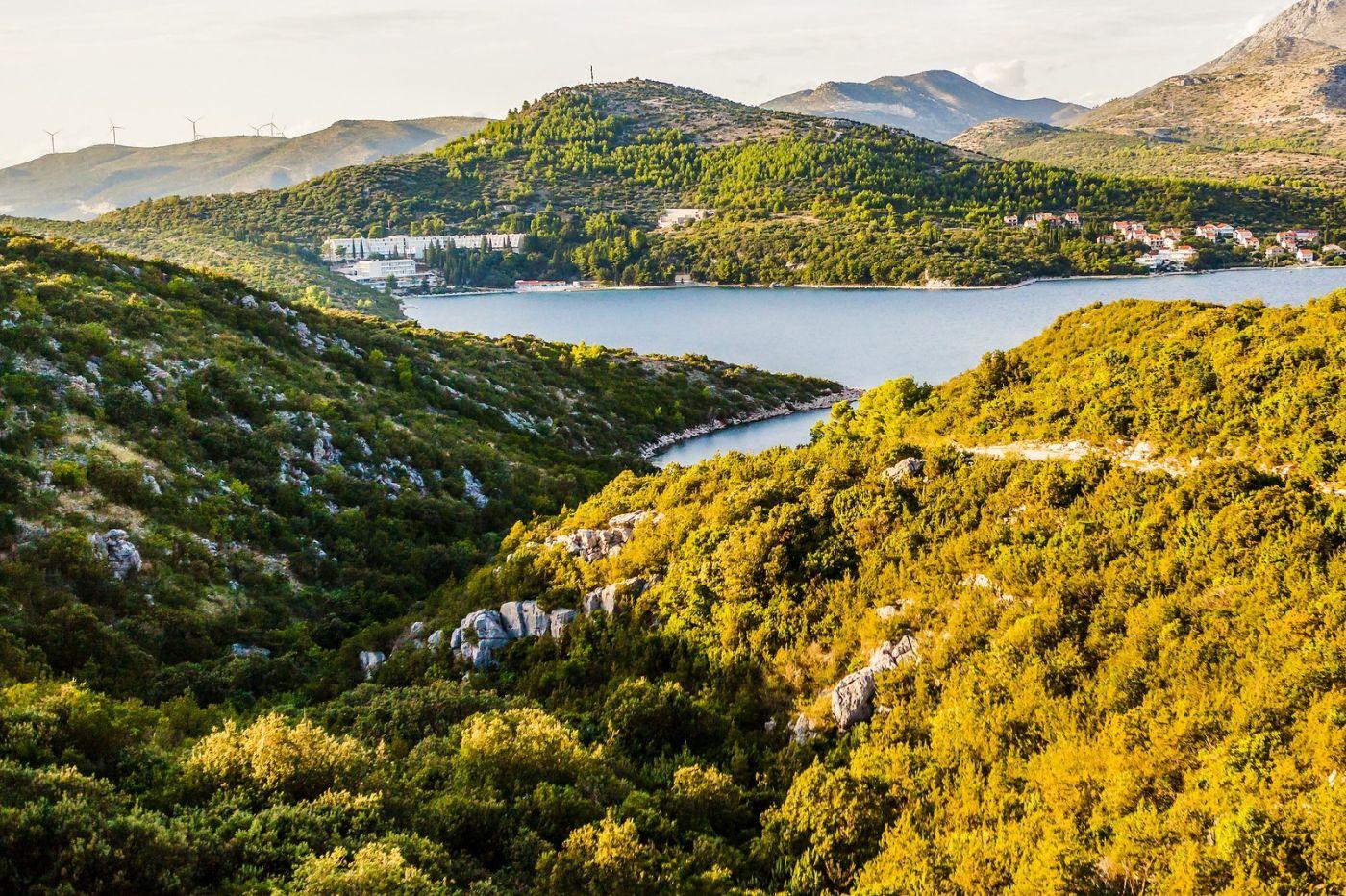 克罗地亚旅途,海岸线景色_图1-6