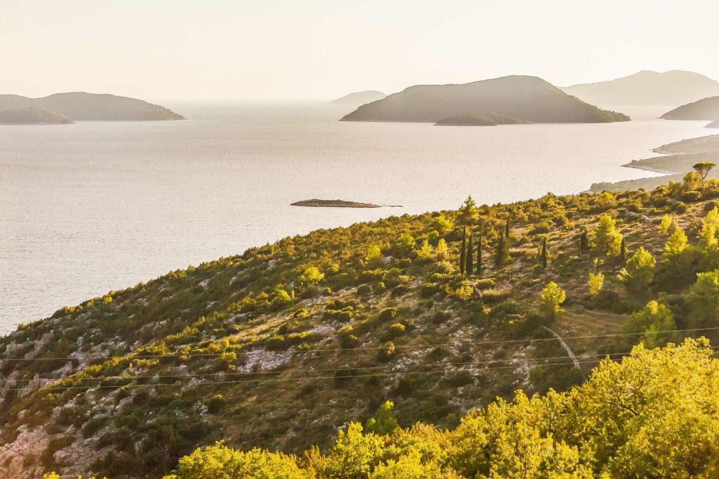 克罗地亚旅途,海岸线景色_图1-12