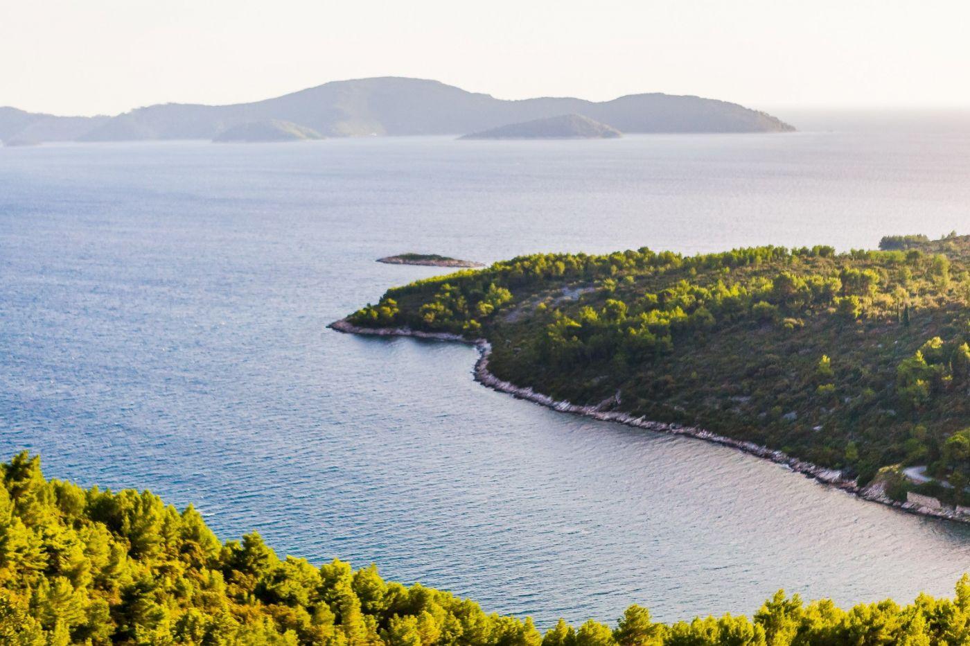 克罗地亚旅途,海岸线景色_图1-14