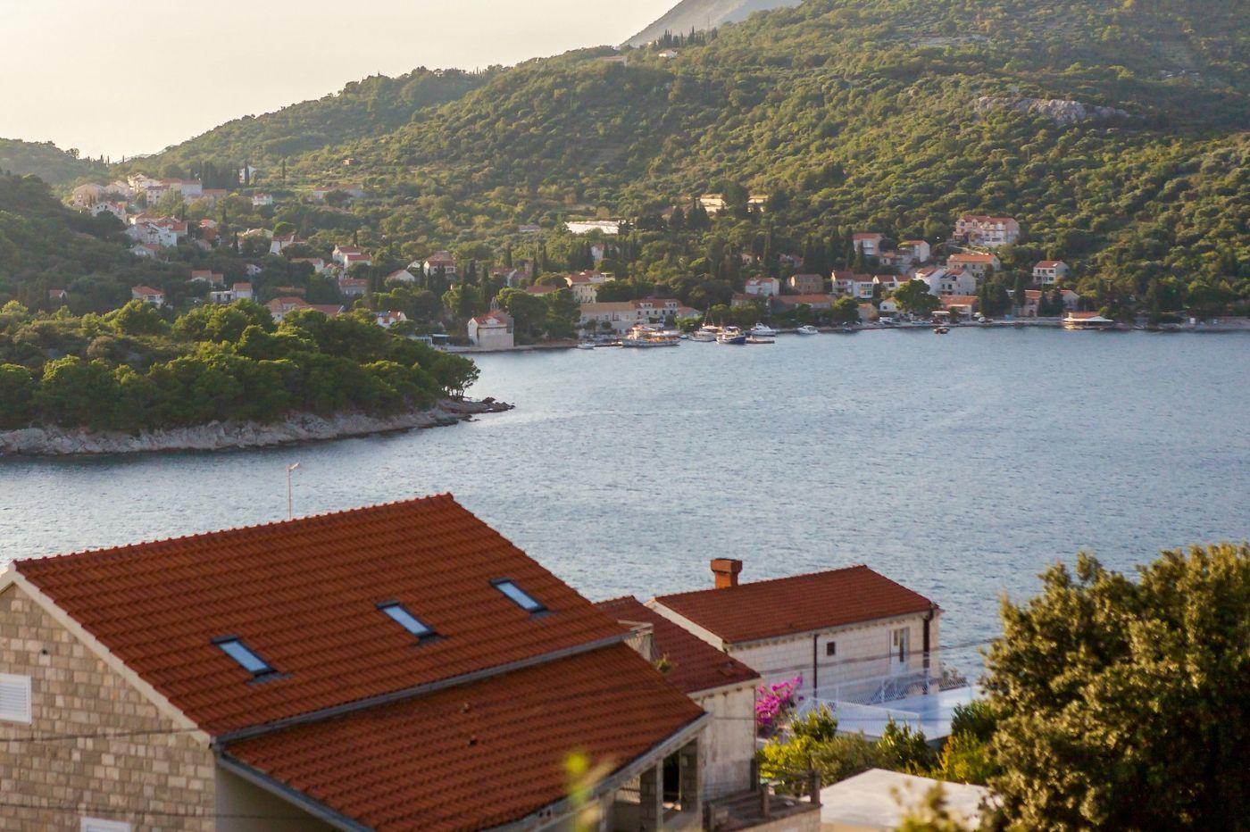 克罗地亚旅途,海岸线景色_图1-15