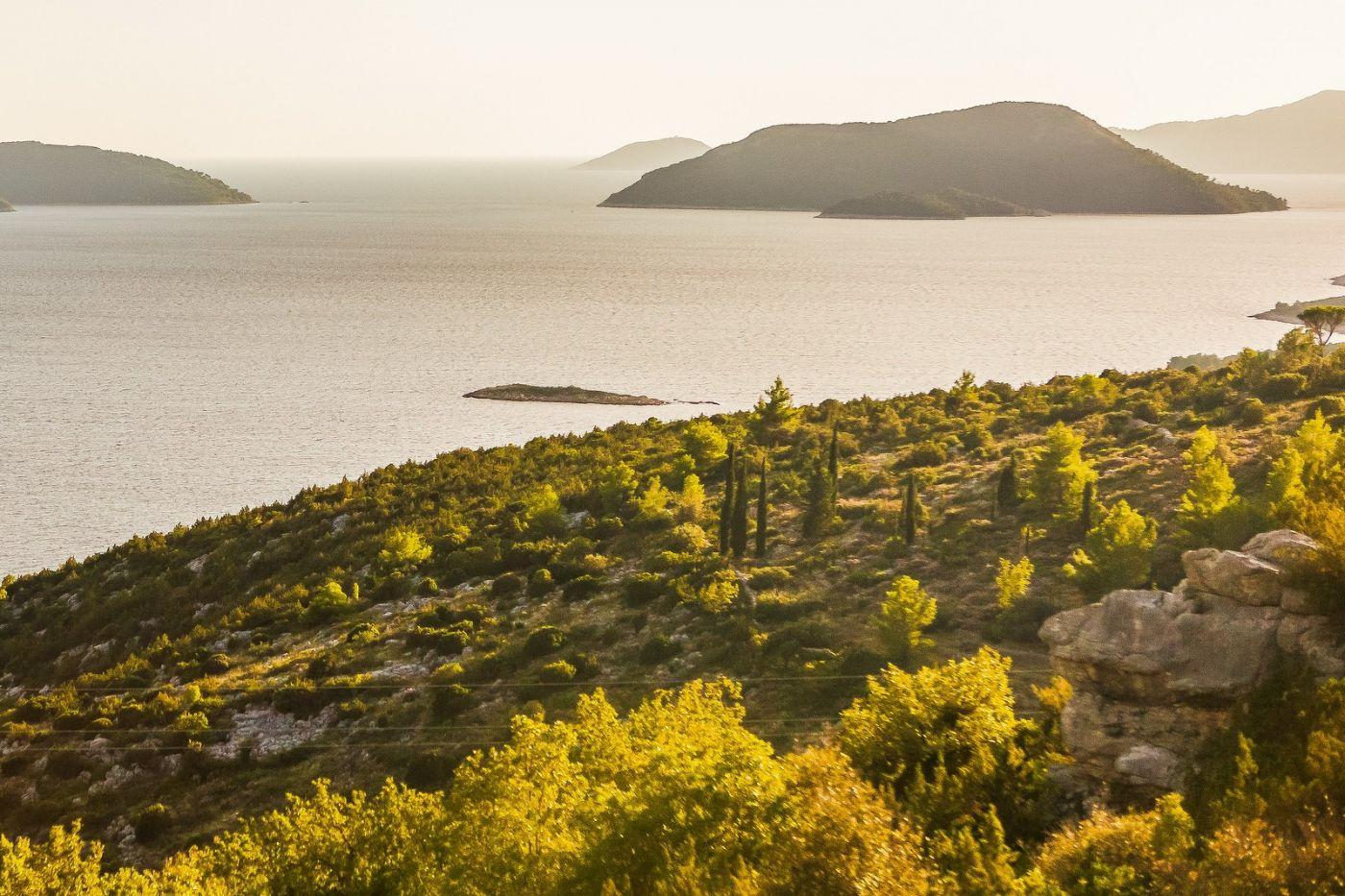 克罗地亚旅途,海岸线景色_图1-16