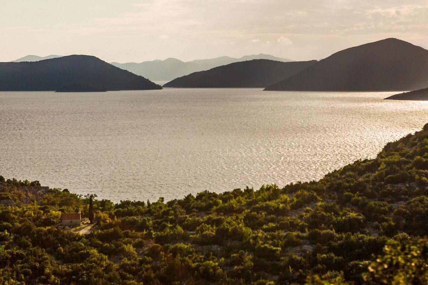 克罗地亚旅途,海岸线景色_图1-19