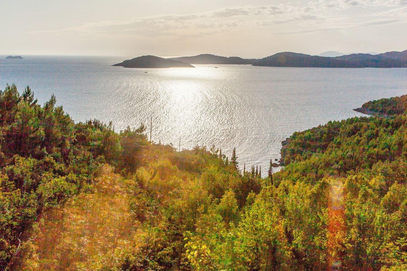 克罗地亚旅途,海岸线景色_图1-18