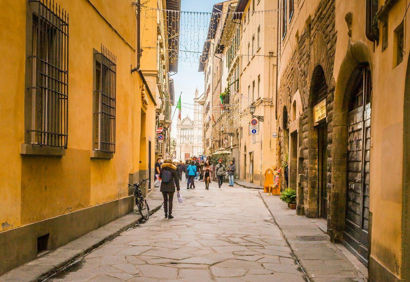 意大利佛罗伦萨(Florence),小街文化_图1-34