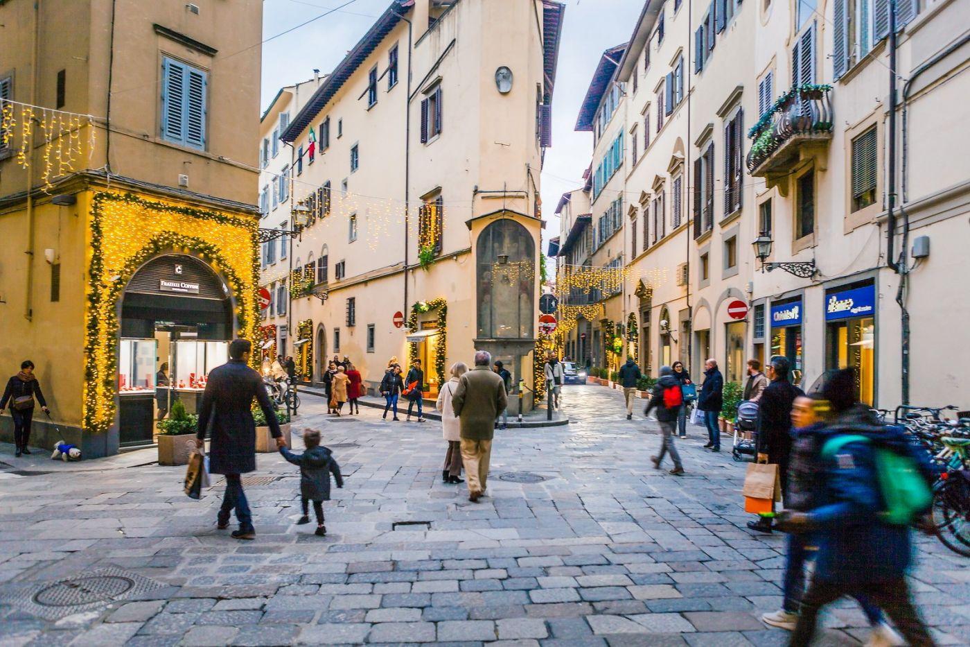 意大利佛罗伦萨(Florence),小街文化_图1-35