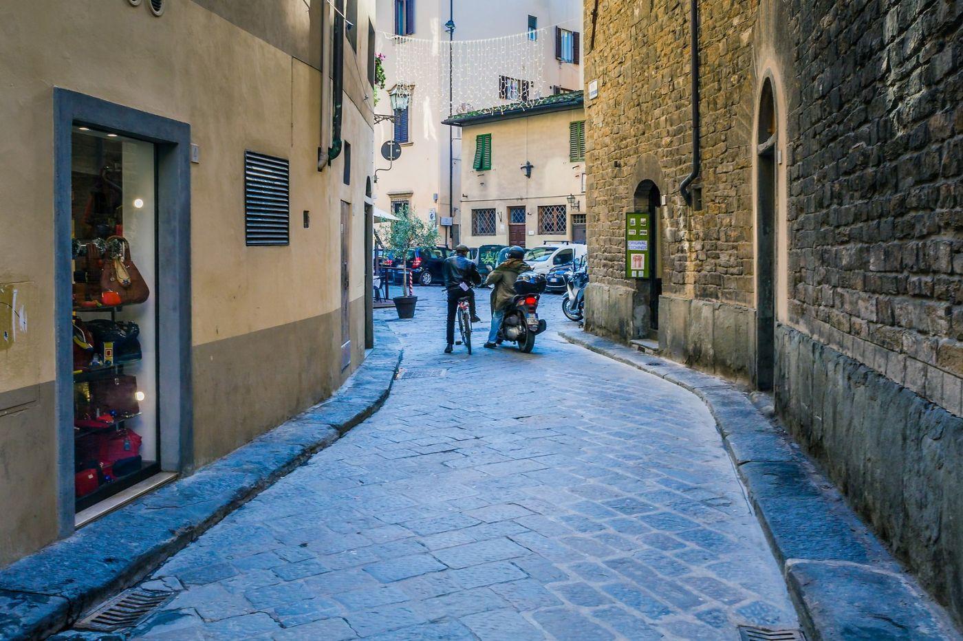 意大利佛罗伦萨(Florence),小街文化_图1-36