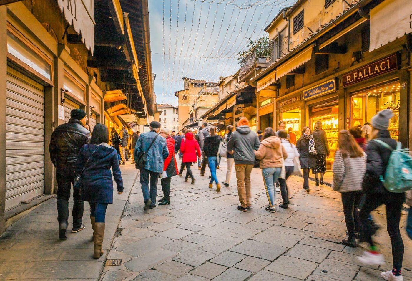 意大利佛罗伦萨(Florence),小街文化_图1-31
