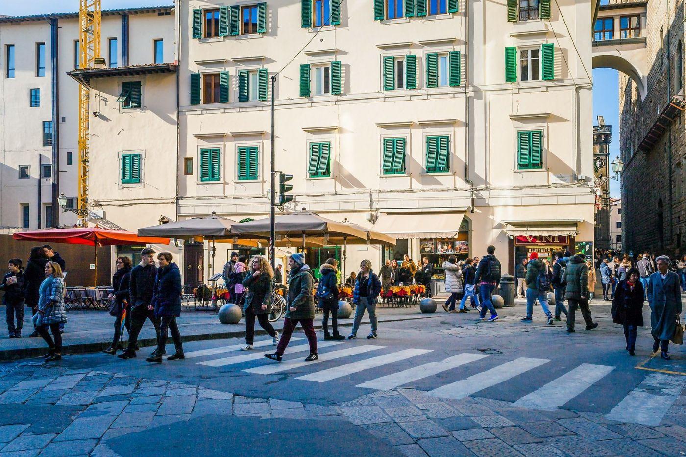 意大利佛罗伦萨(Florence),小街文化_图1-30