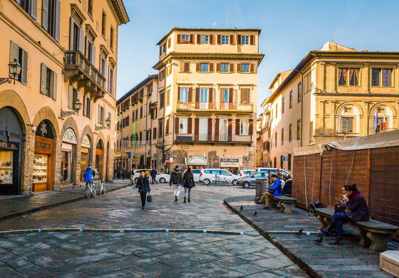 意大利佛罗伦萨(Florence),小街文化_图1-24