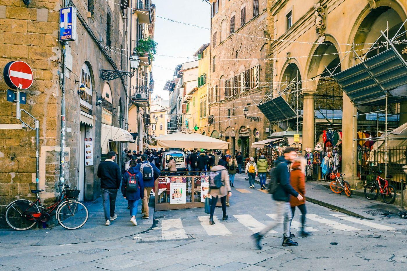 意大利佛罗伦萨(Florence),小街文化_图1-19