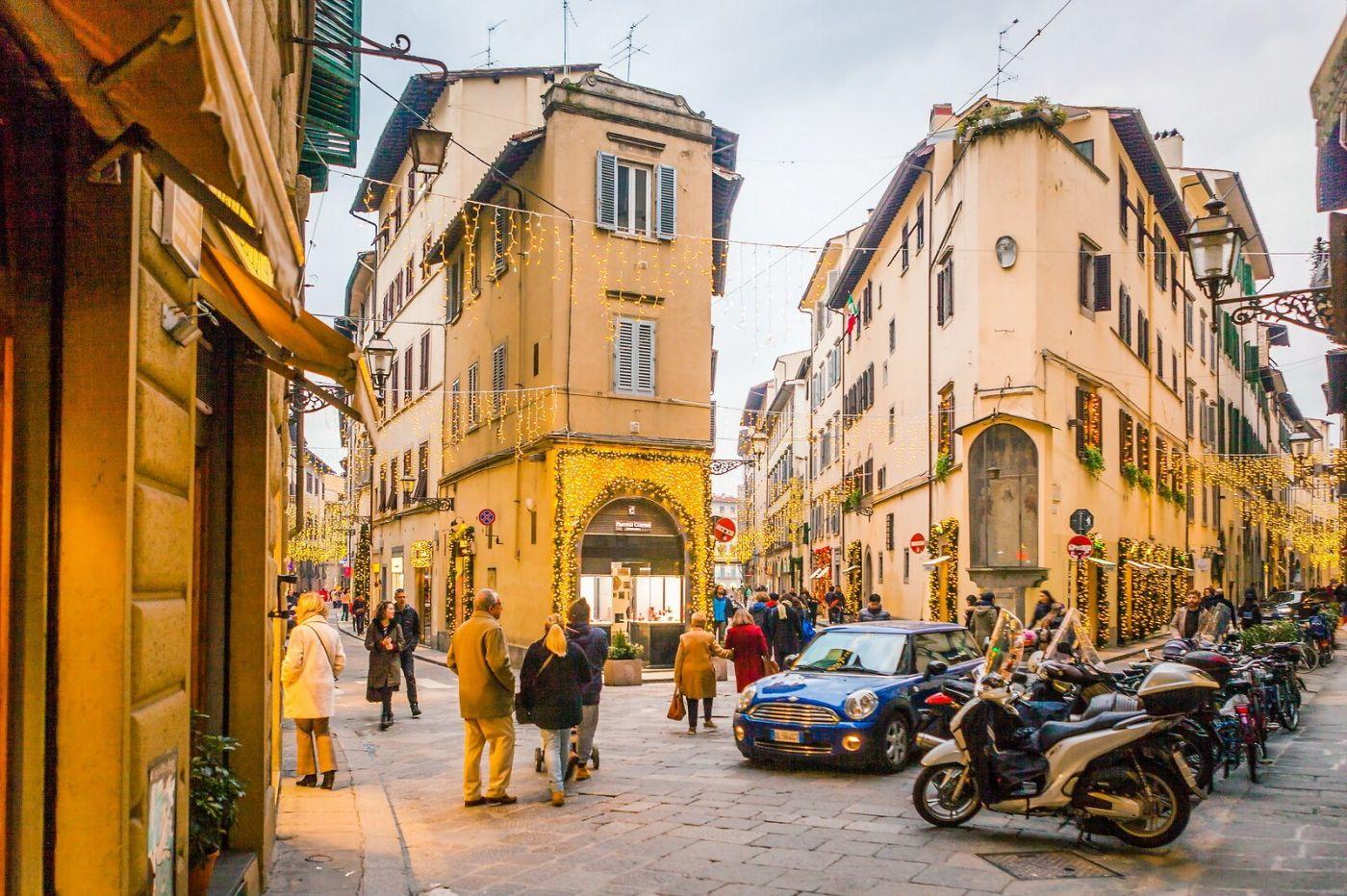 意大利佛罗伦萨(Florence),小街文化_图1-2