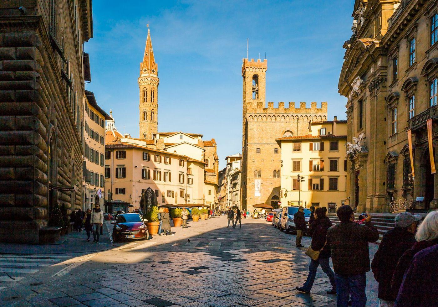 意大利佛罗伦萨(Florence),小街文化_图1-1