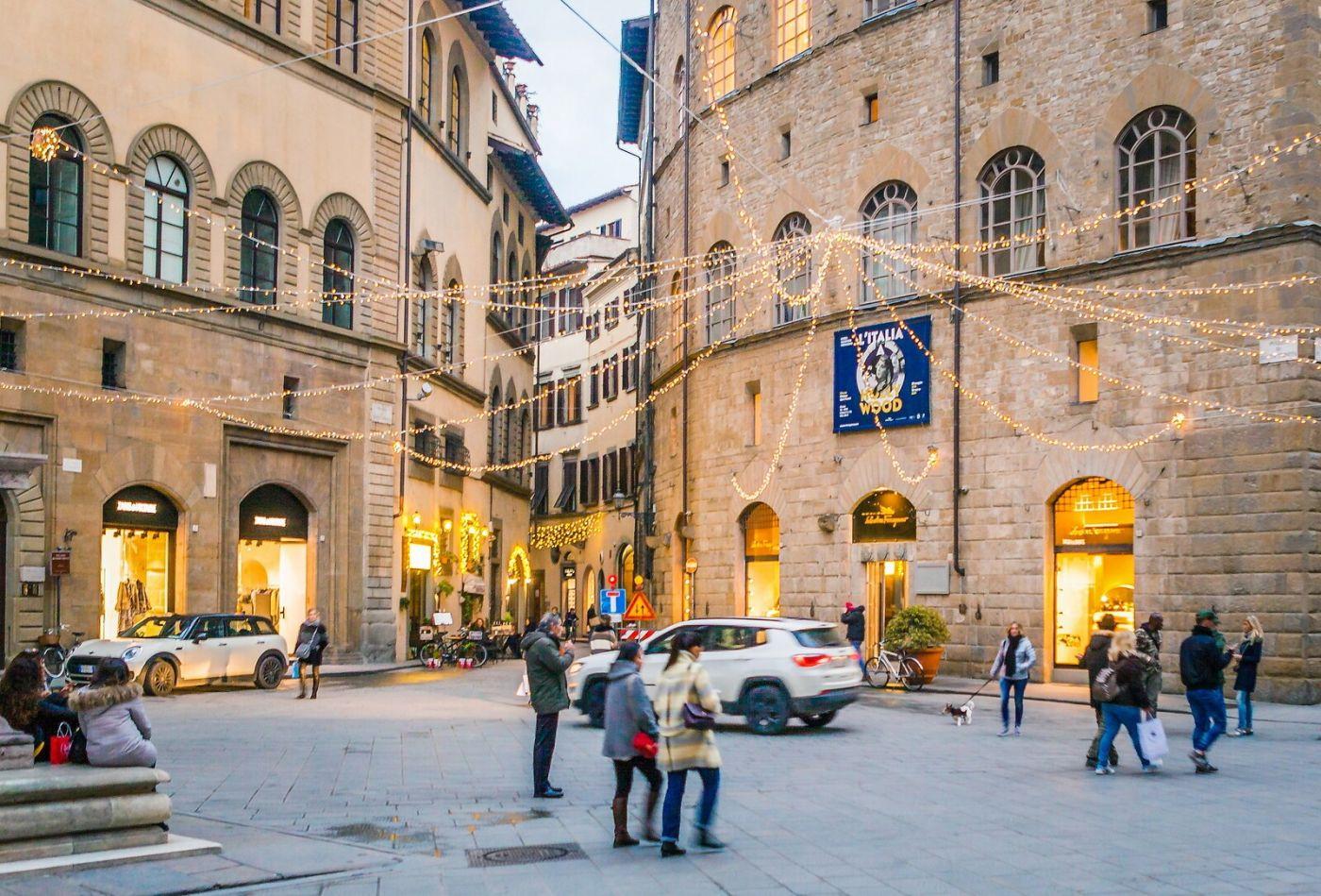 意大利佛罗伦萨(Florence),小街文化_图1-3