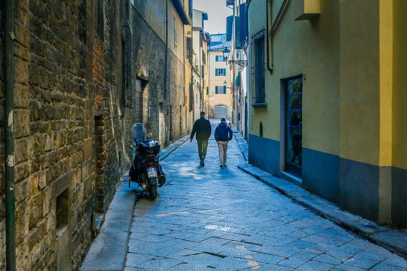 意大利佛罗伦萨(Florence),小街文化_图1-4